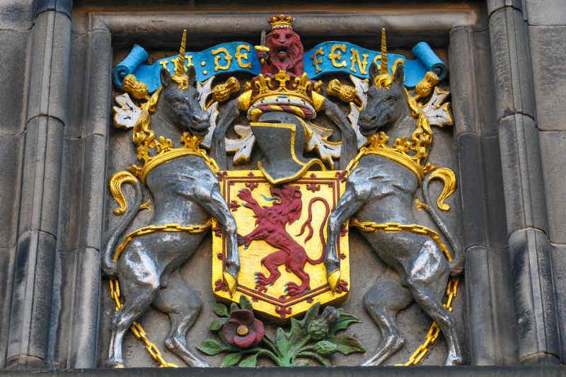Edinburgh coat of arms