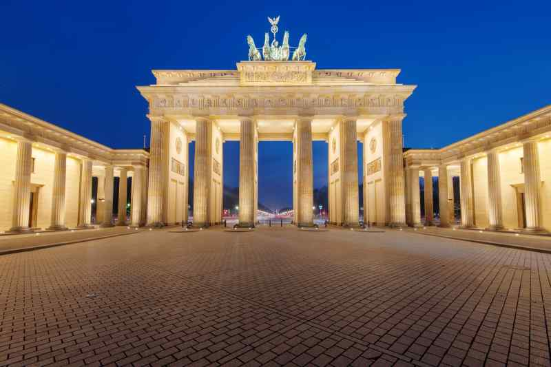 Brandenburg Gates, Germany