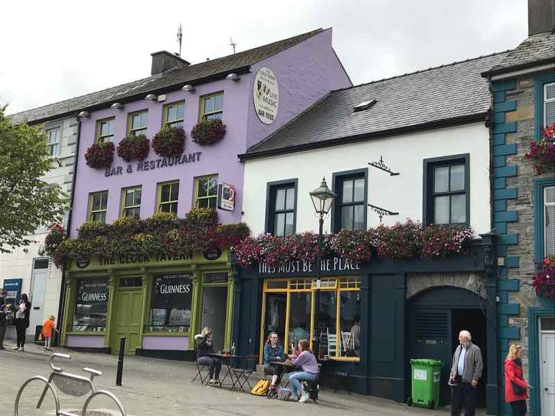 Westport Restaurants | Mayo Restaurants | Bar Food Westport