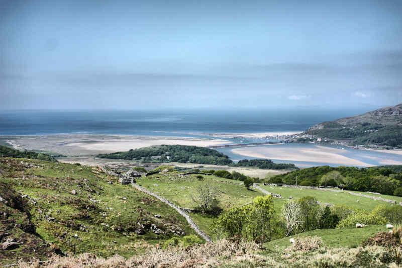 Mawddach Estuary • Barmouth, Wales