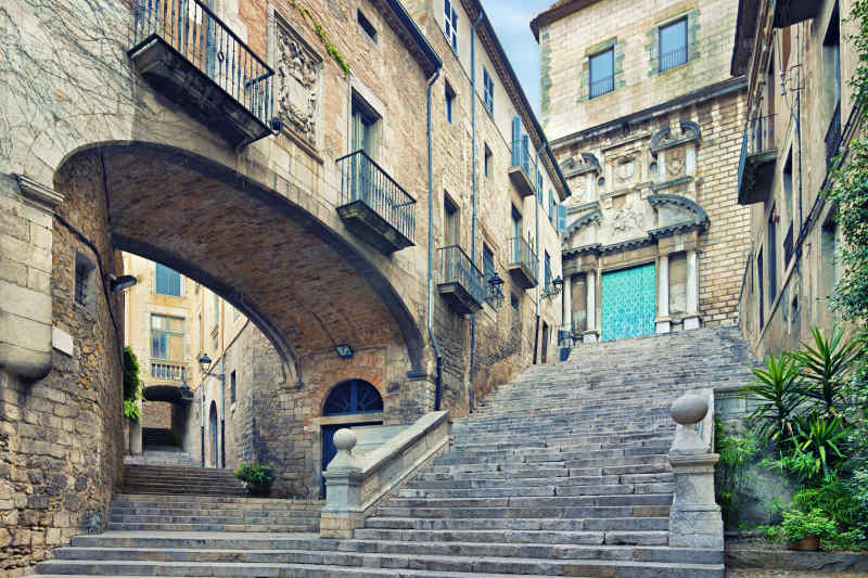 Braavos Filming Location: Girona, Spain