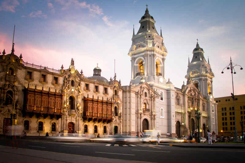 Lima, City of Kings