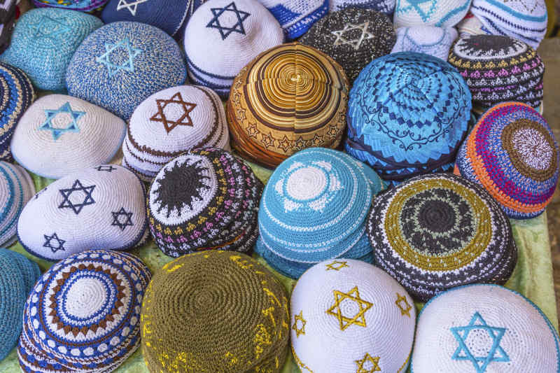 Kippah, also known as yarmulke