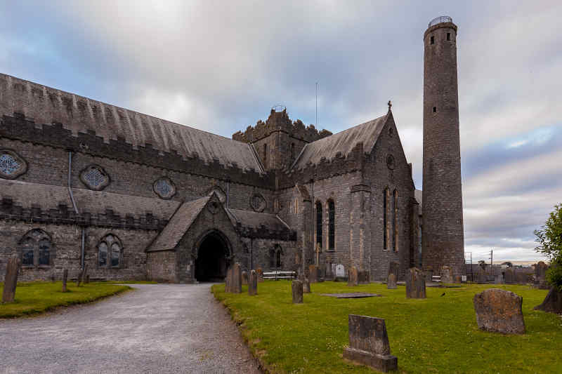 St. Canice' Cathedral, Kilkenny