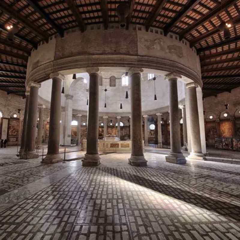 Basilica di Santo Stefano Rotondo al Celio in Rome