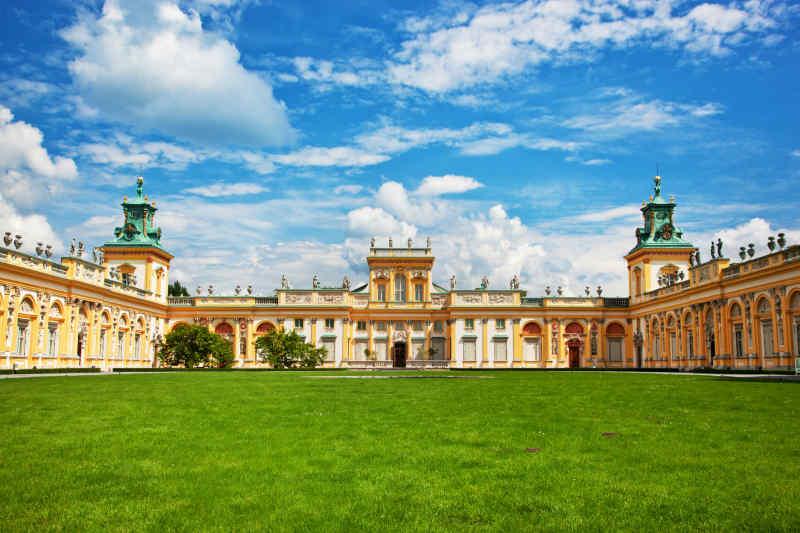Museum Palace Wilanow