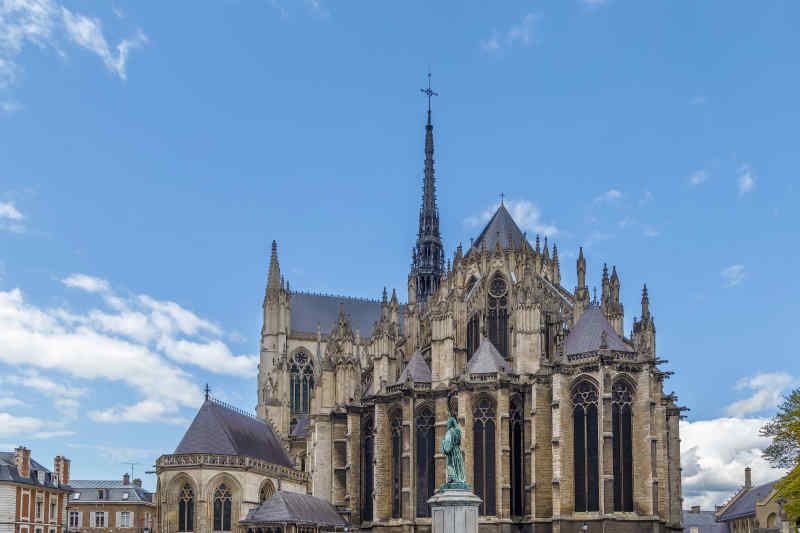 Amiens Cathedral • Picardy, France