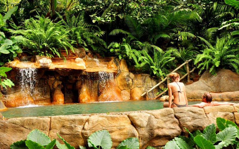 Hot Springs Romance