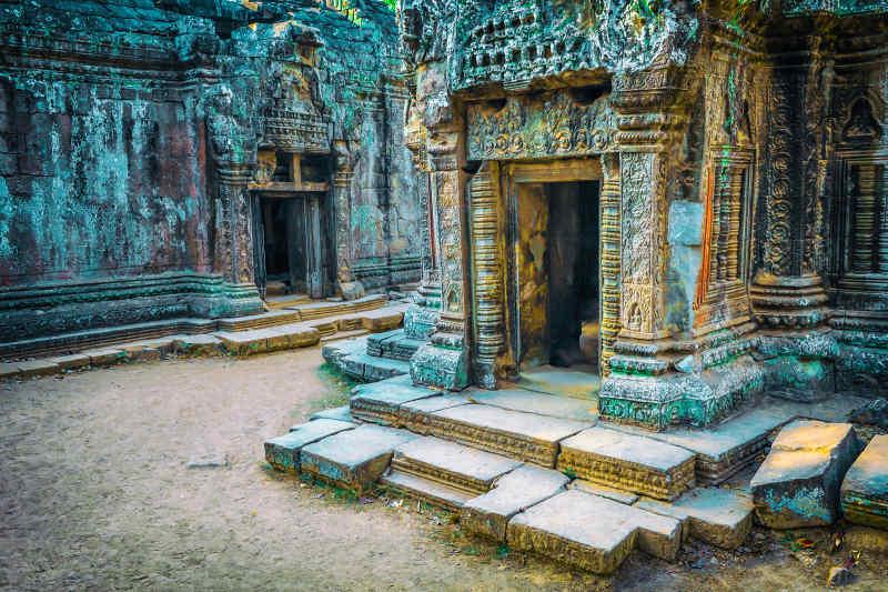Angkor Watin Cambodia