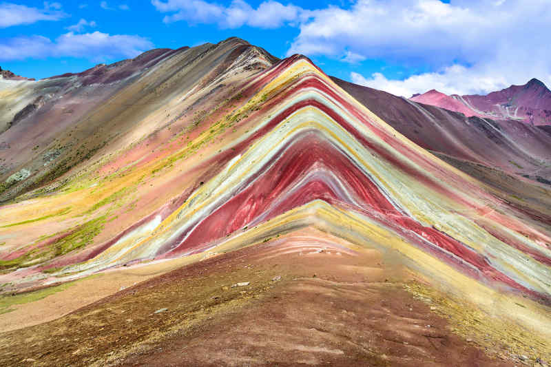 Ausangate Mountain • Peru