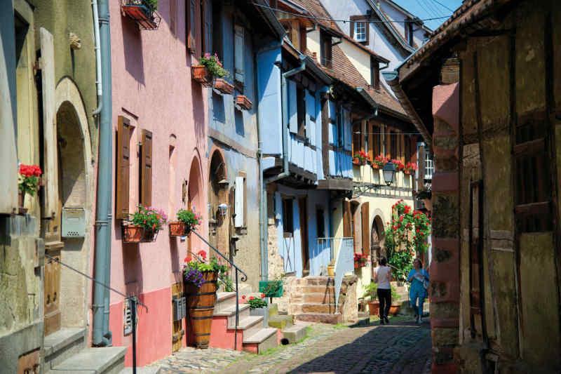 Rinquewihr, France