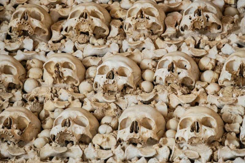 Czermna Skull Chapel