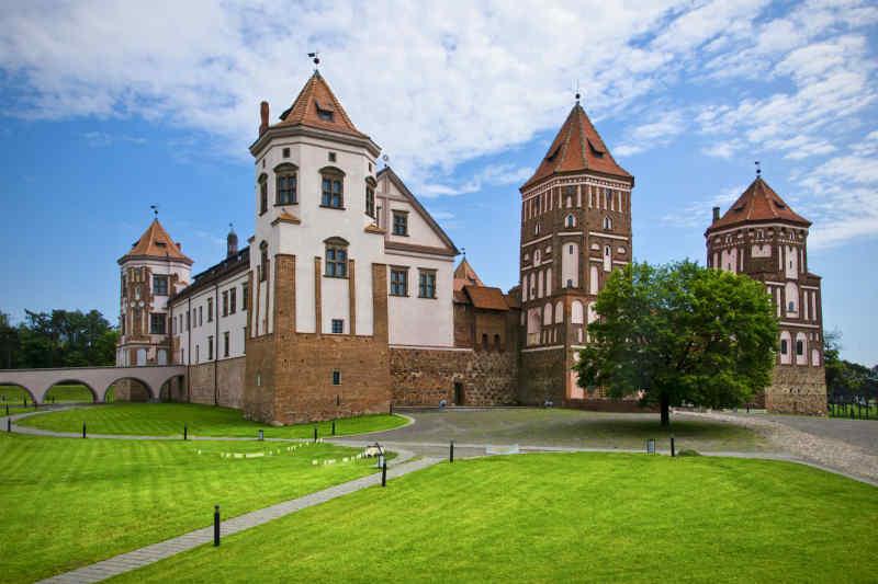 Mir Castle Complex • Belarus