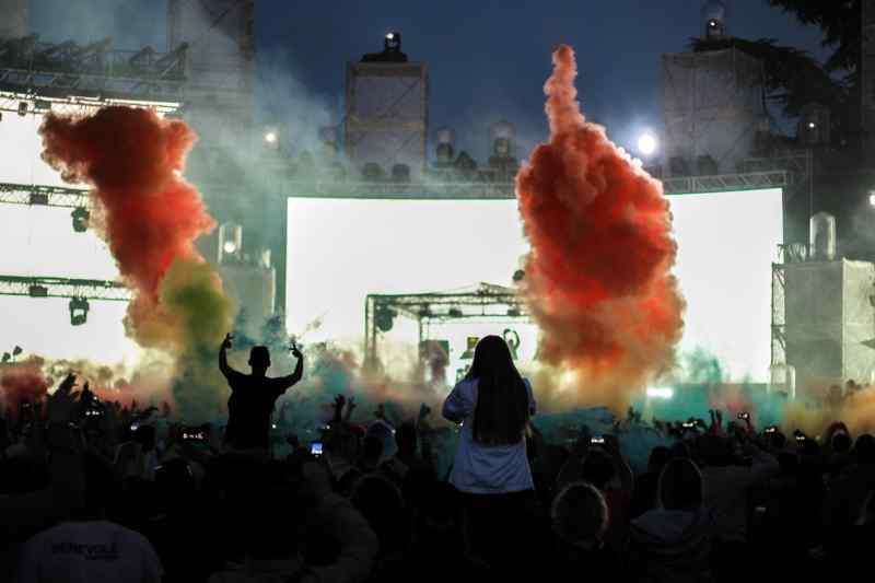 Paris France festival