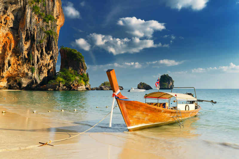 Railay Beach • Phuket, Thailand