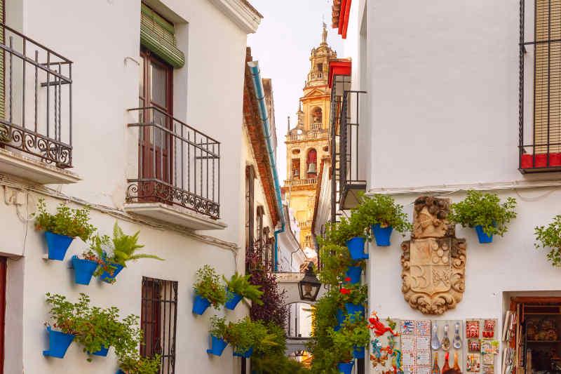Cordoba in Spain