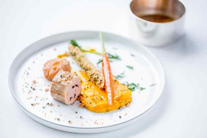 Alain Ducasse at The Dorchester in London