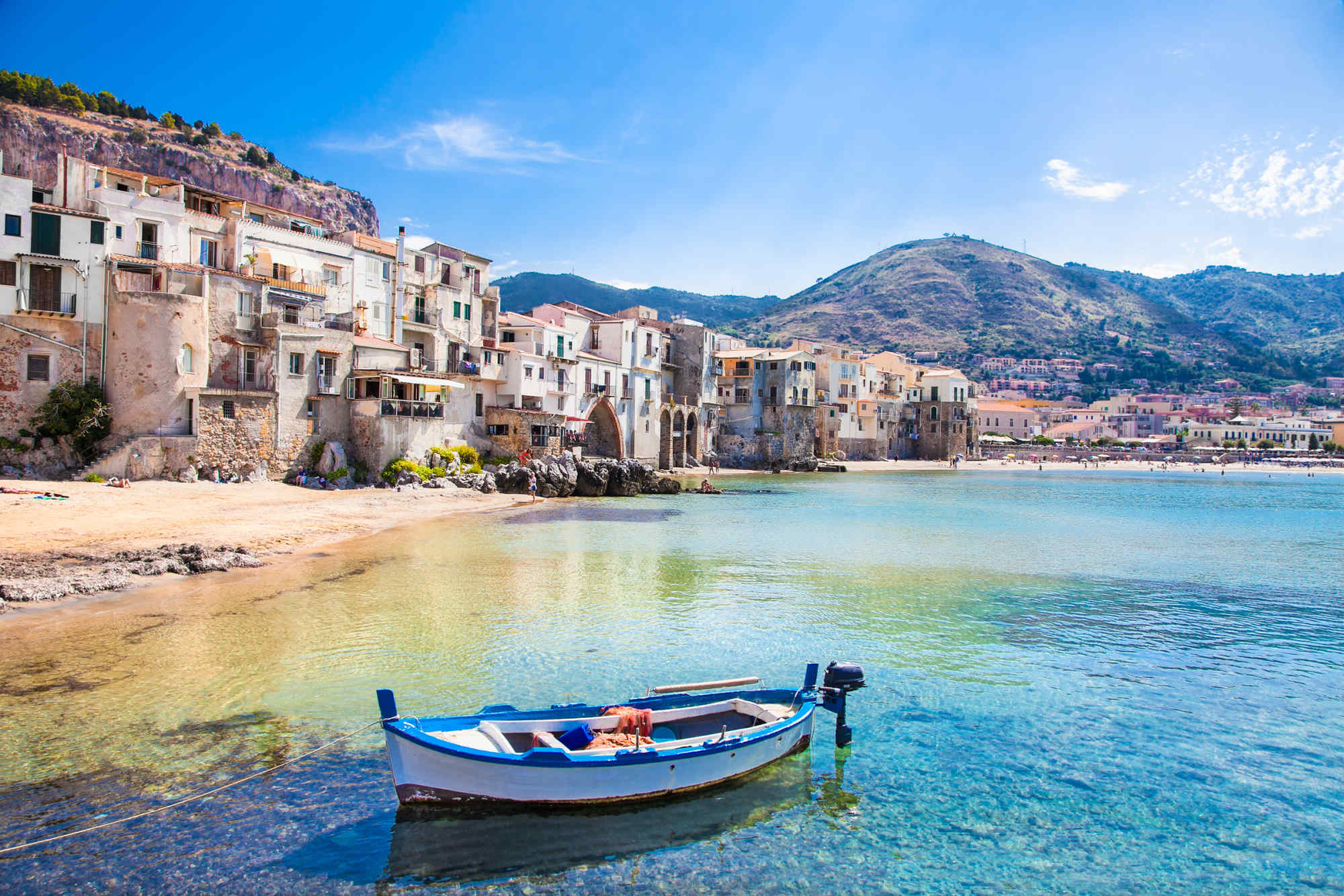 Travel to Sicily in Italy