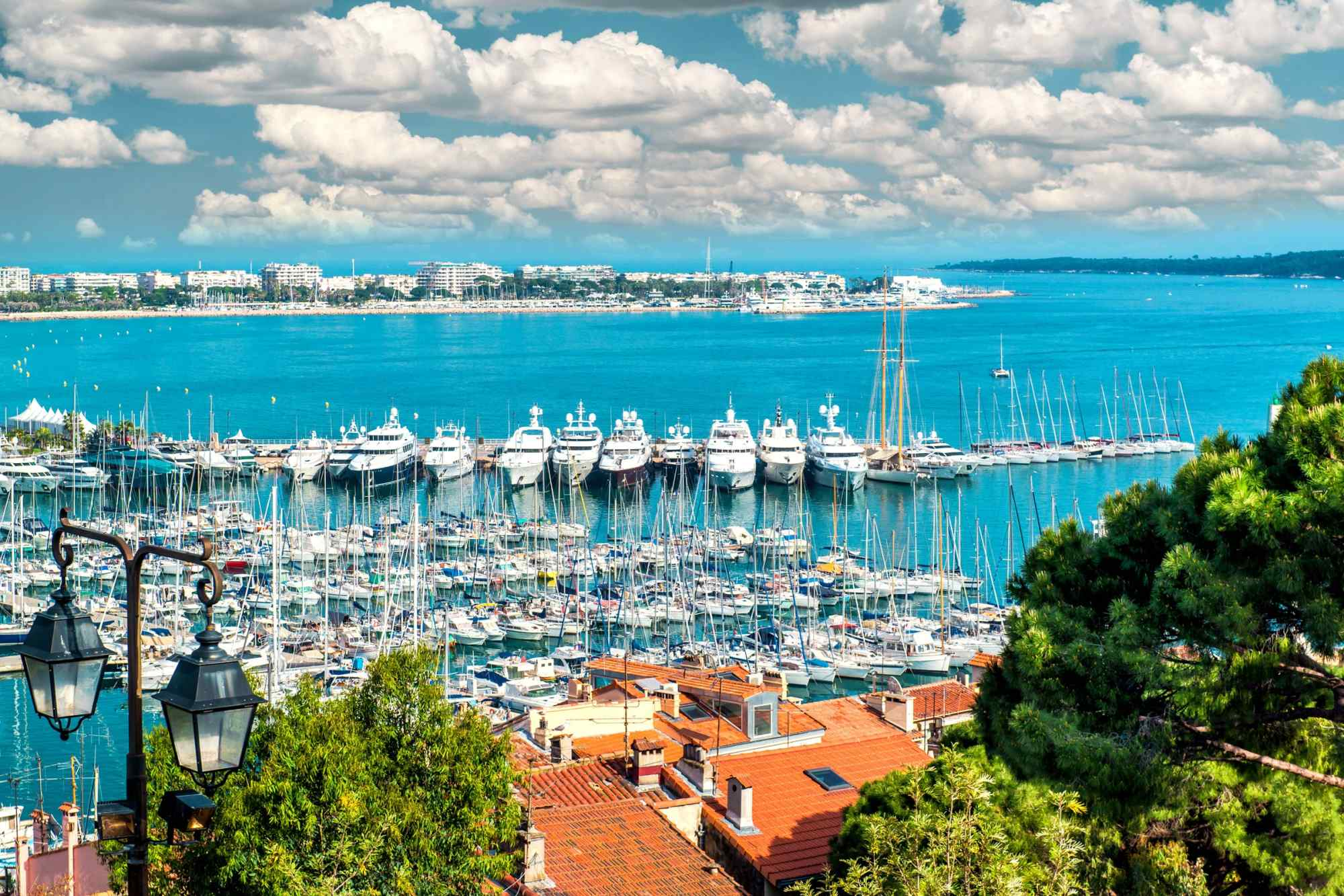 Travel to Cannes in France