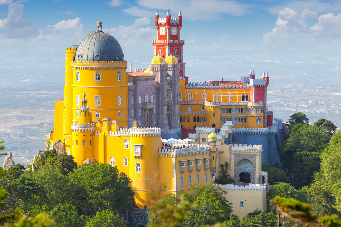 6Nt Portugal Flight & Hotel Pkg w/ Car from $2,885 for 2