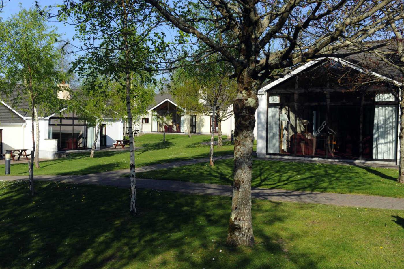 Castlerosse Hotel Woodland Cottages Killarney