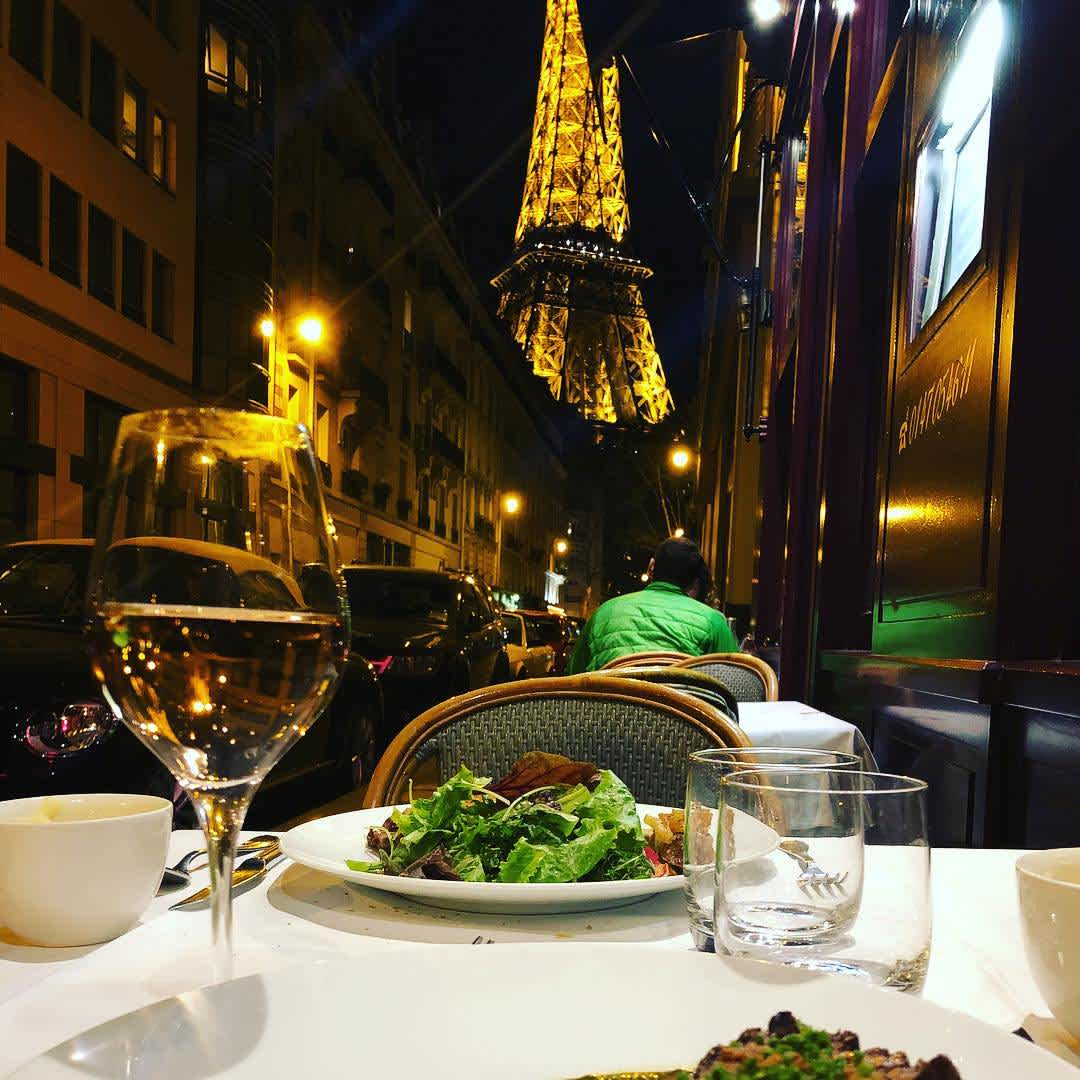 Best Restaurants Near Eiffel Tower