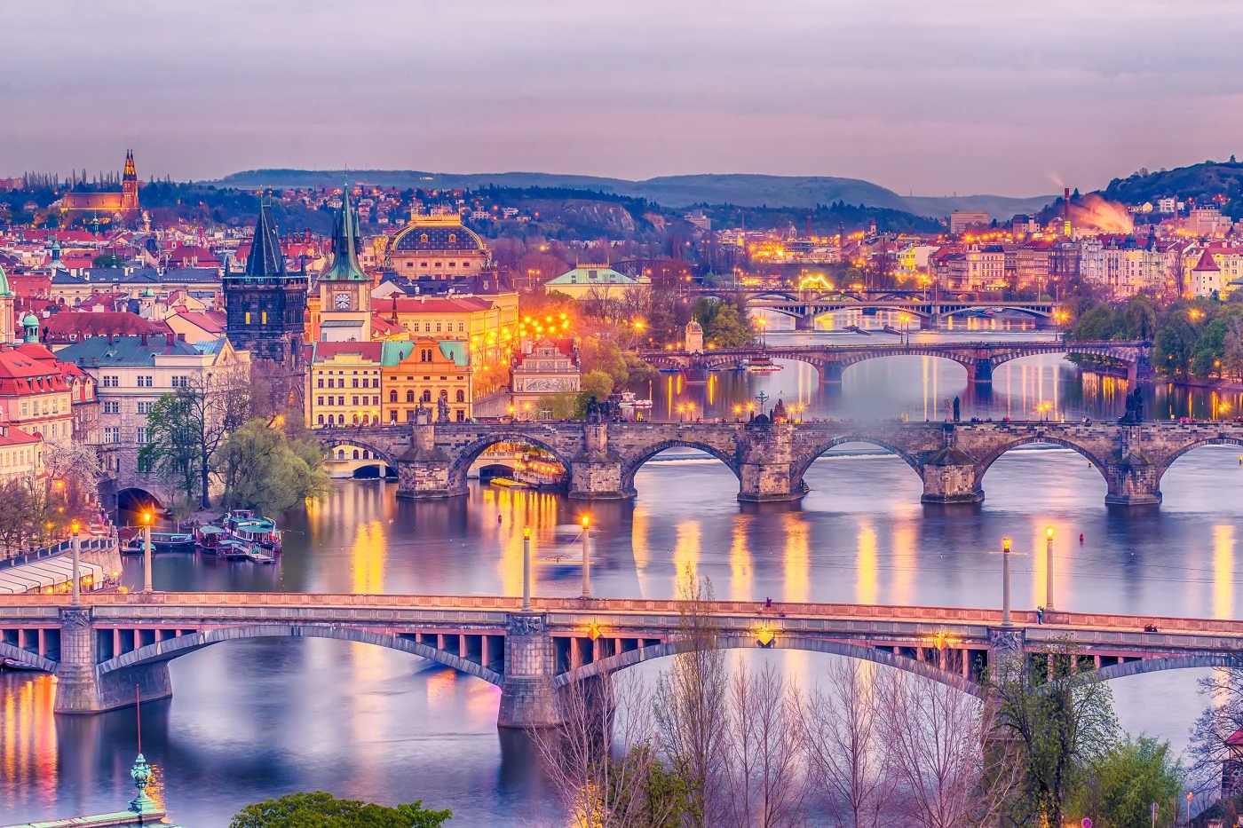 Vacation & Flight Deals to Czech Republic - 2019