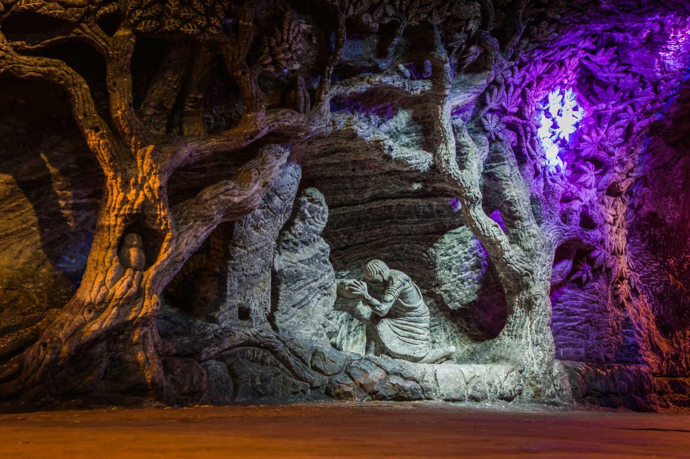 World's Most Beautiful Salt Mines