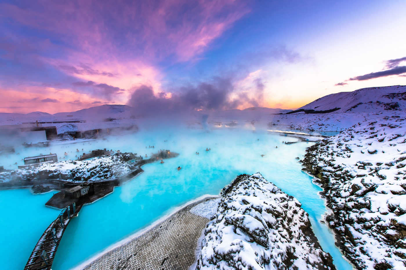10 Of The Worlds Coolest Places To Swim