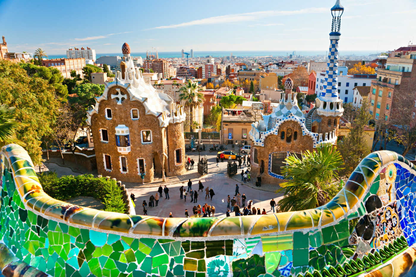 6Nt Spain Flight, Hotel, & Rail Vacation from $2,860 for 2