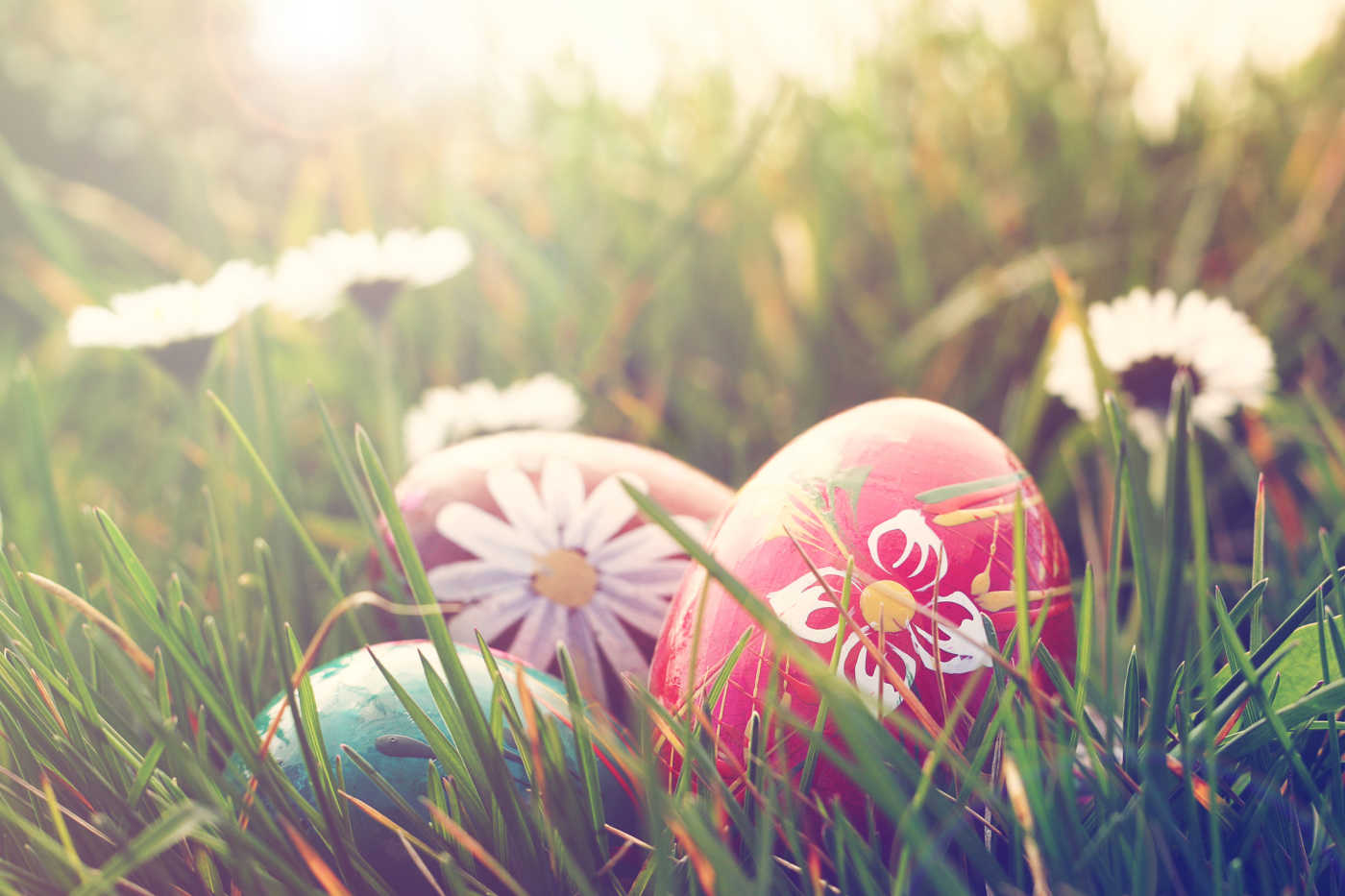 Beautiful Easter Eggs From All Over The World