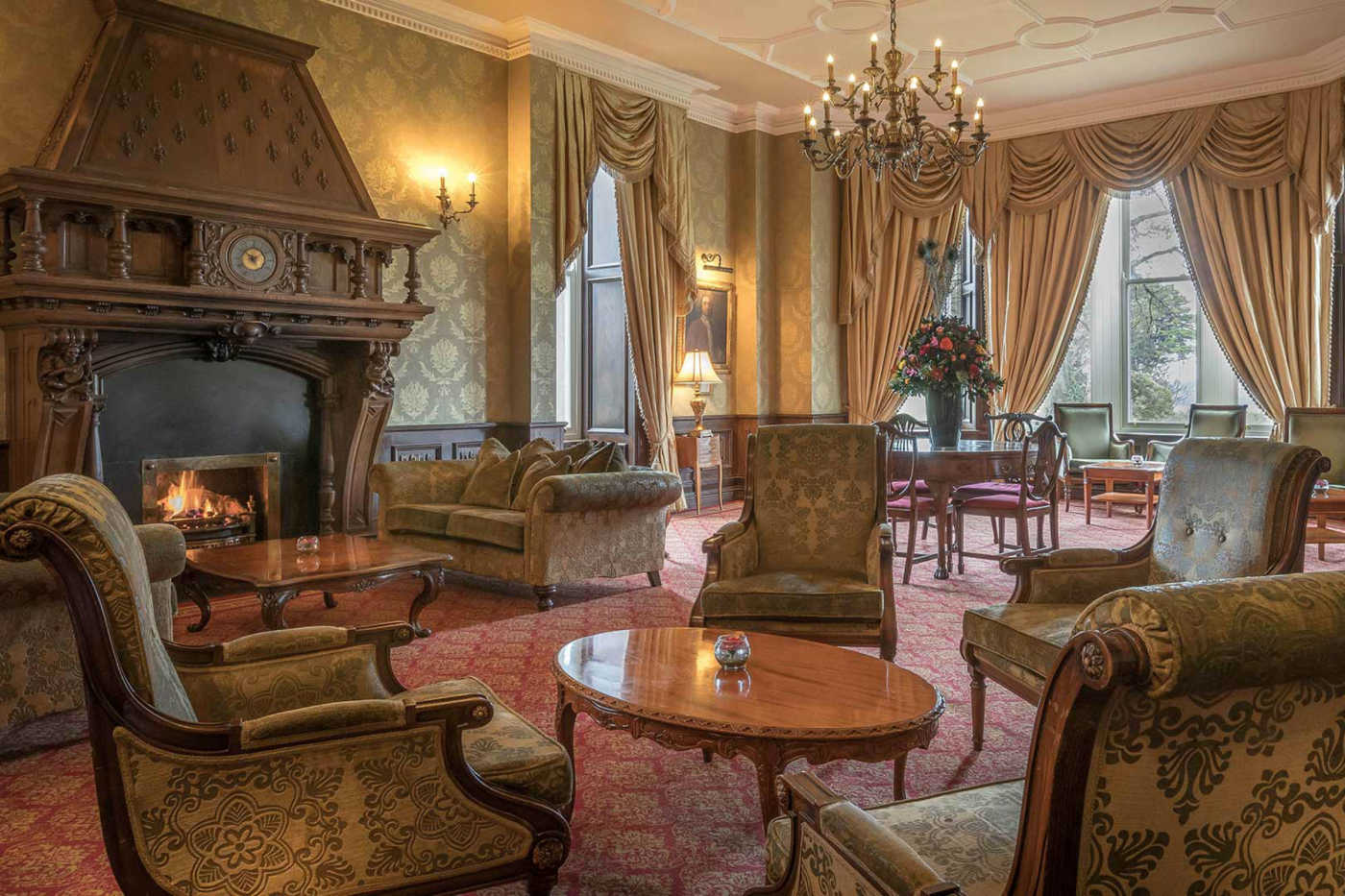 kilronan castle estate & spa roscommon ireland