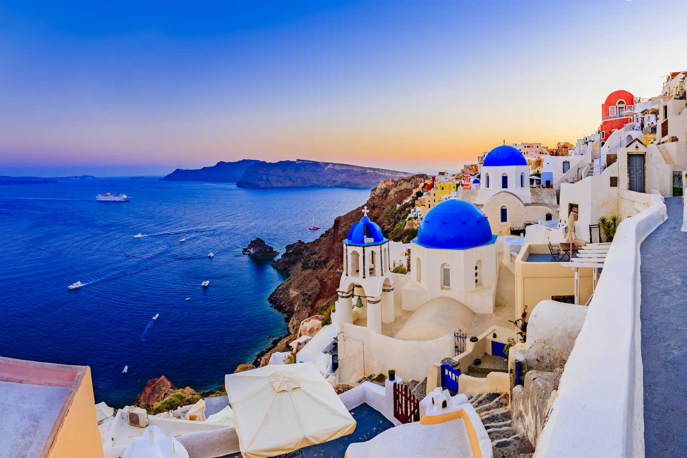 Vacation Flight Deals To Greece 2019