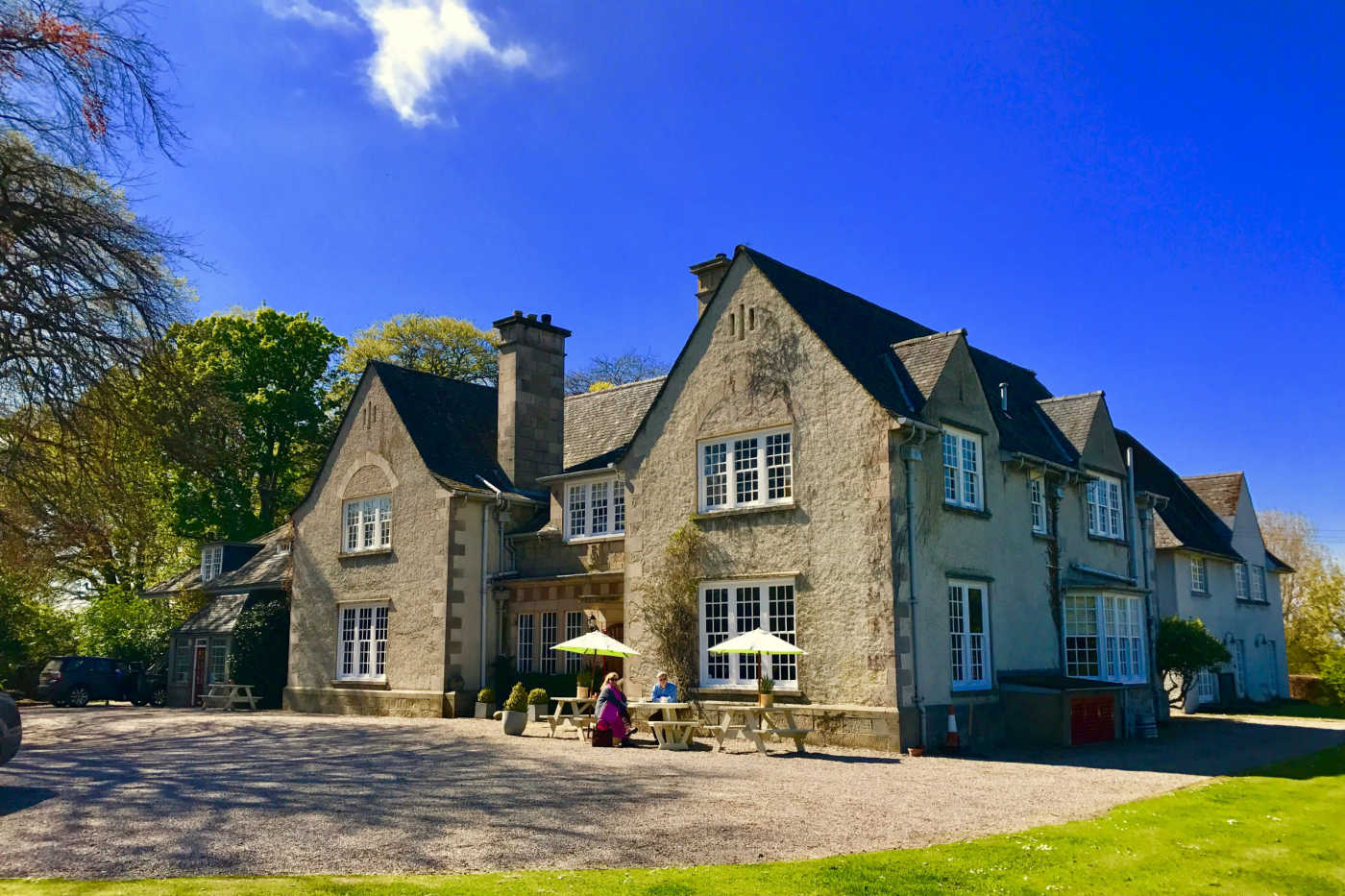Stay In An Authentic 1812 Stone House A Cozy Family Run Hotel 14 Miles From Forres Town Center And Four 16th Century Brodie Castle
