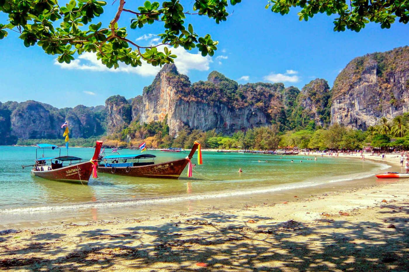 Vacation & Flight Deals to Thailand - 2019