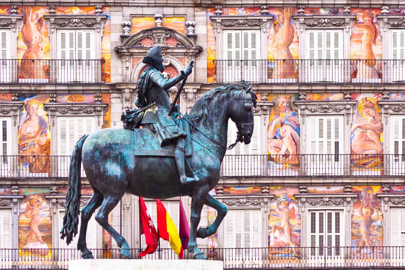 Plaza Mayor, Spain