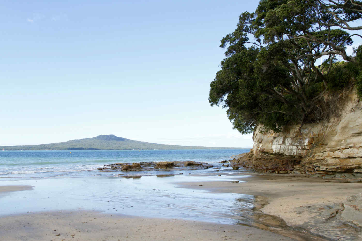 Rangitoto Island, New Zealand