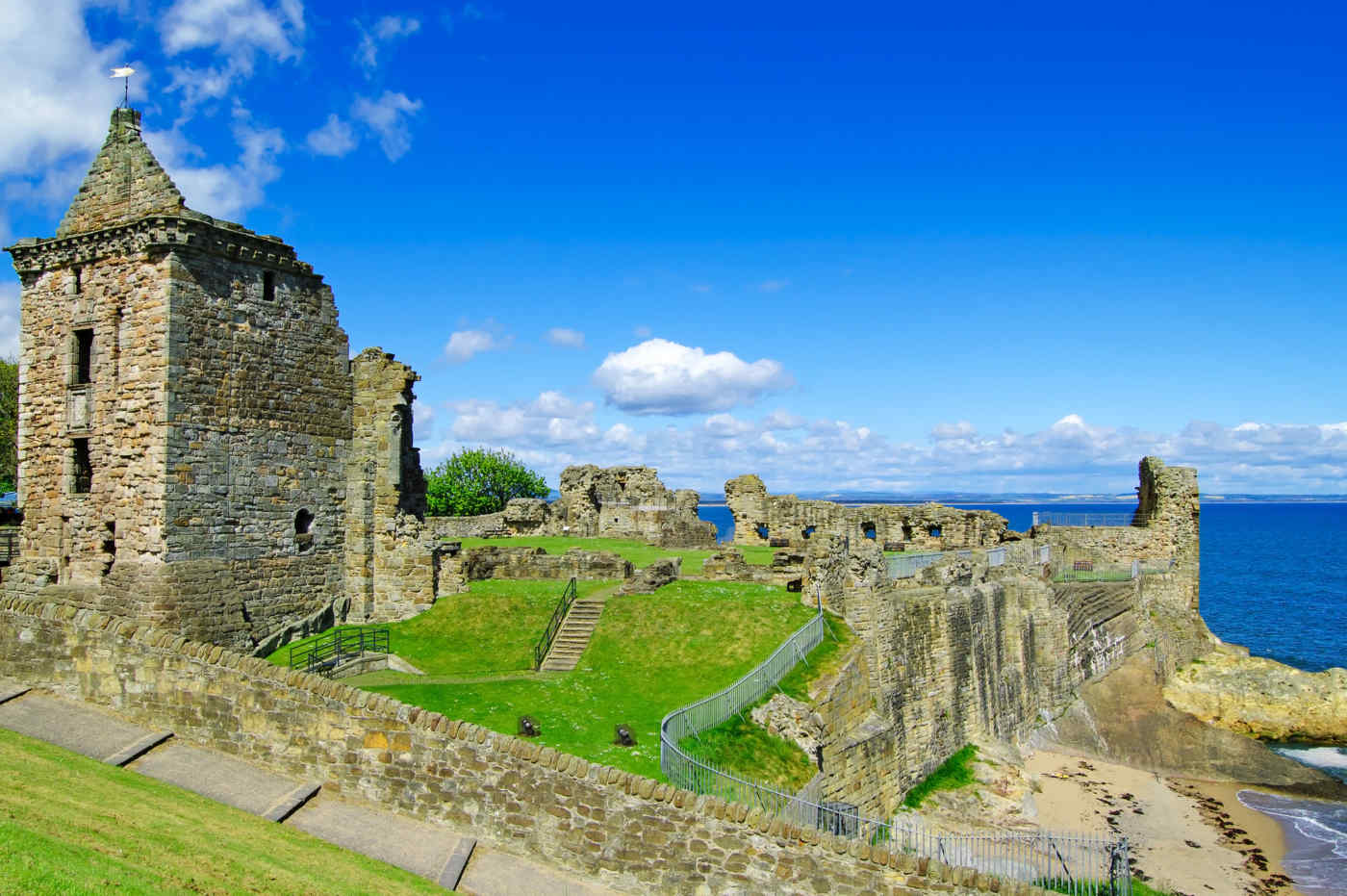 St. Andrews Castle, Scotland
