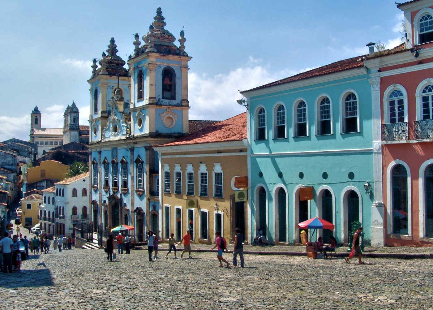 Salvador in Brazil