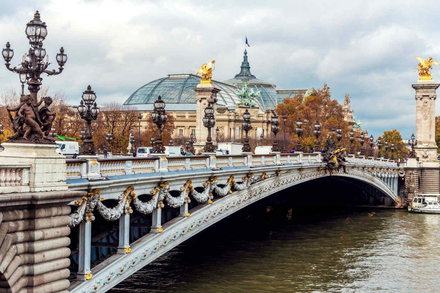 Seine River • Paris, France