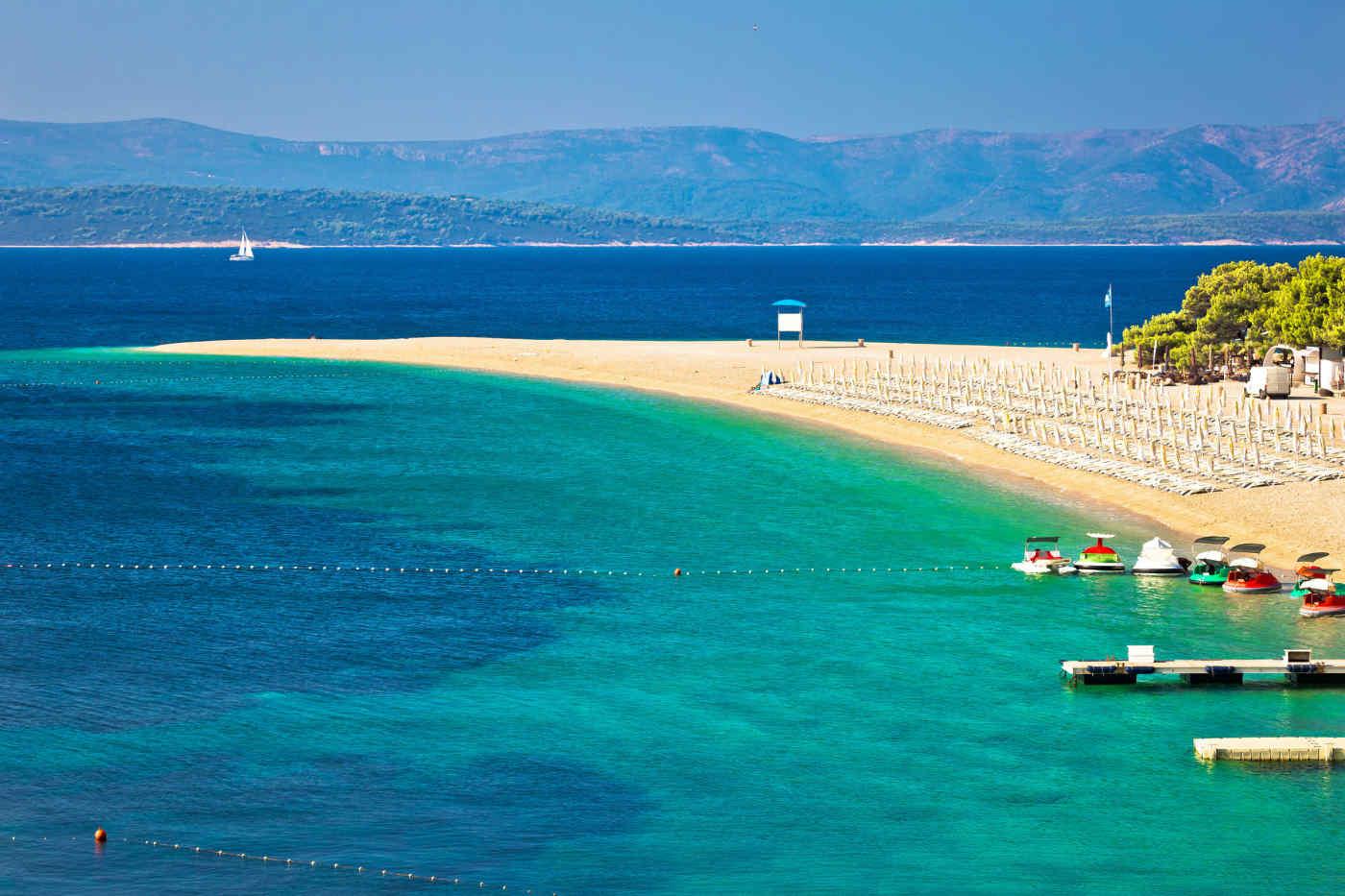 Gold Horn beach
