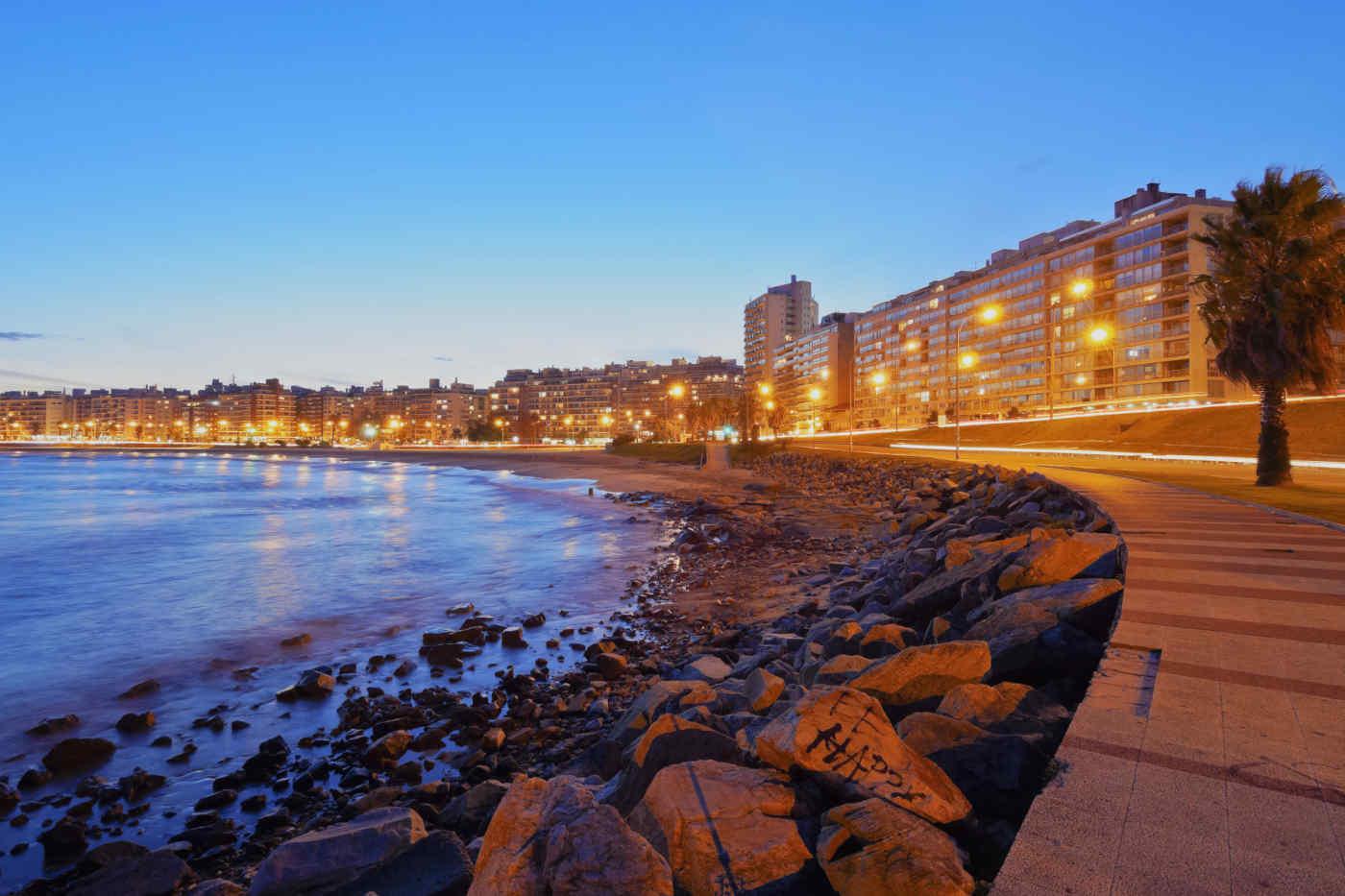 El clima en Uruguay