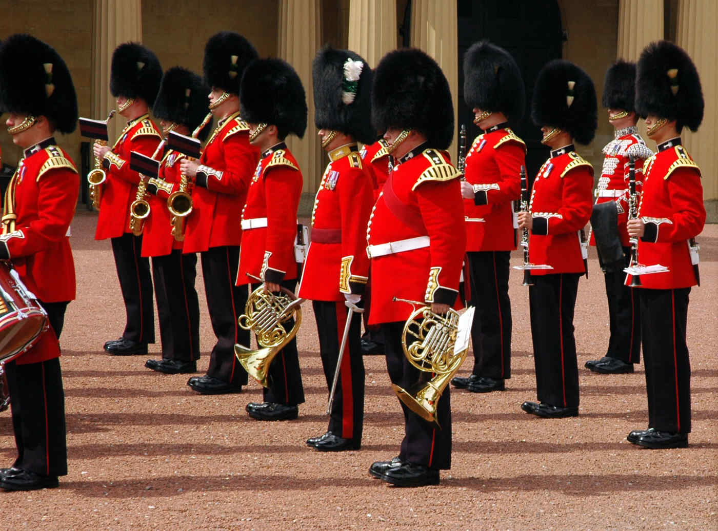 Changing of the Guards • London, England