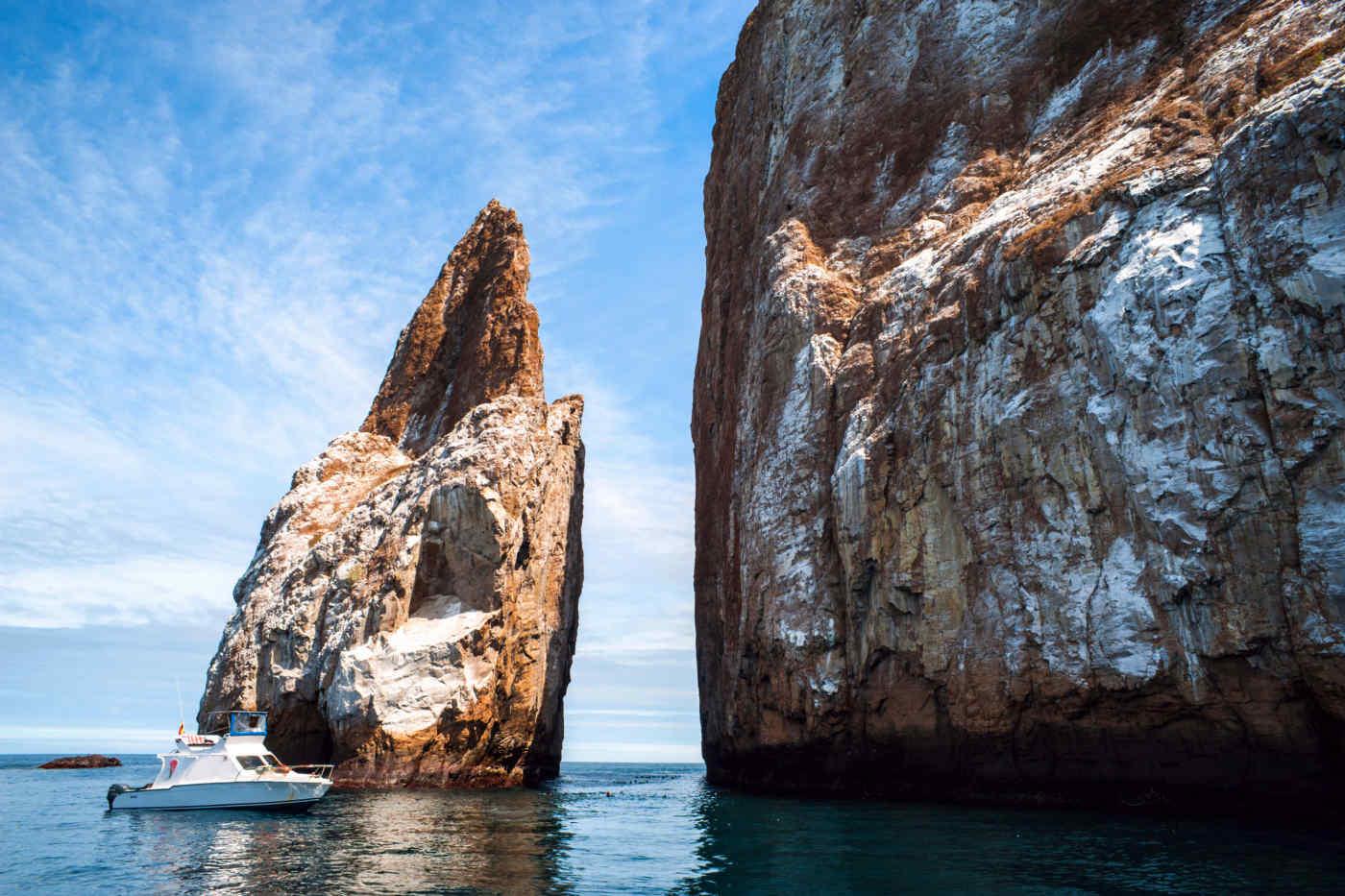 Kicker Rock • San Cristóbal Island, Ecuador