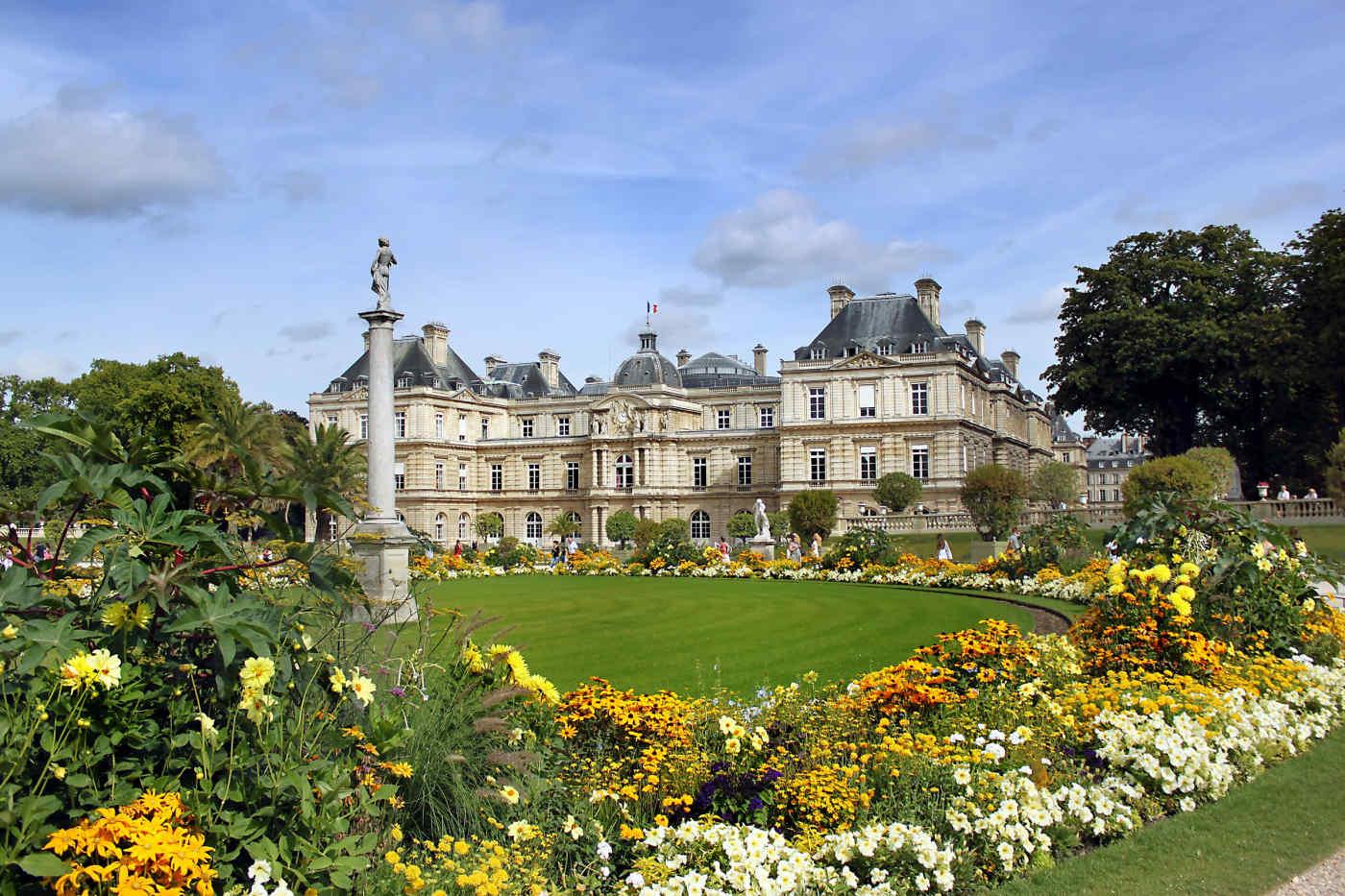 Luxembourg Palace