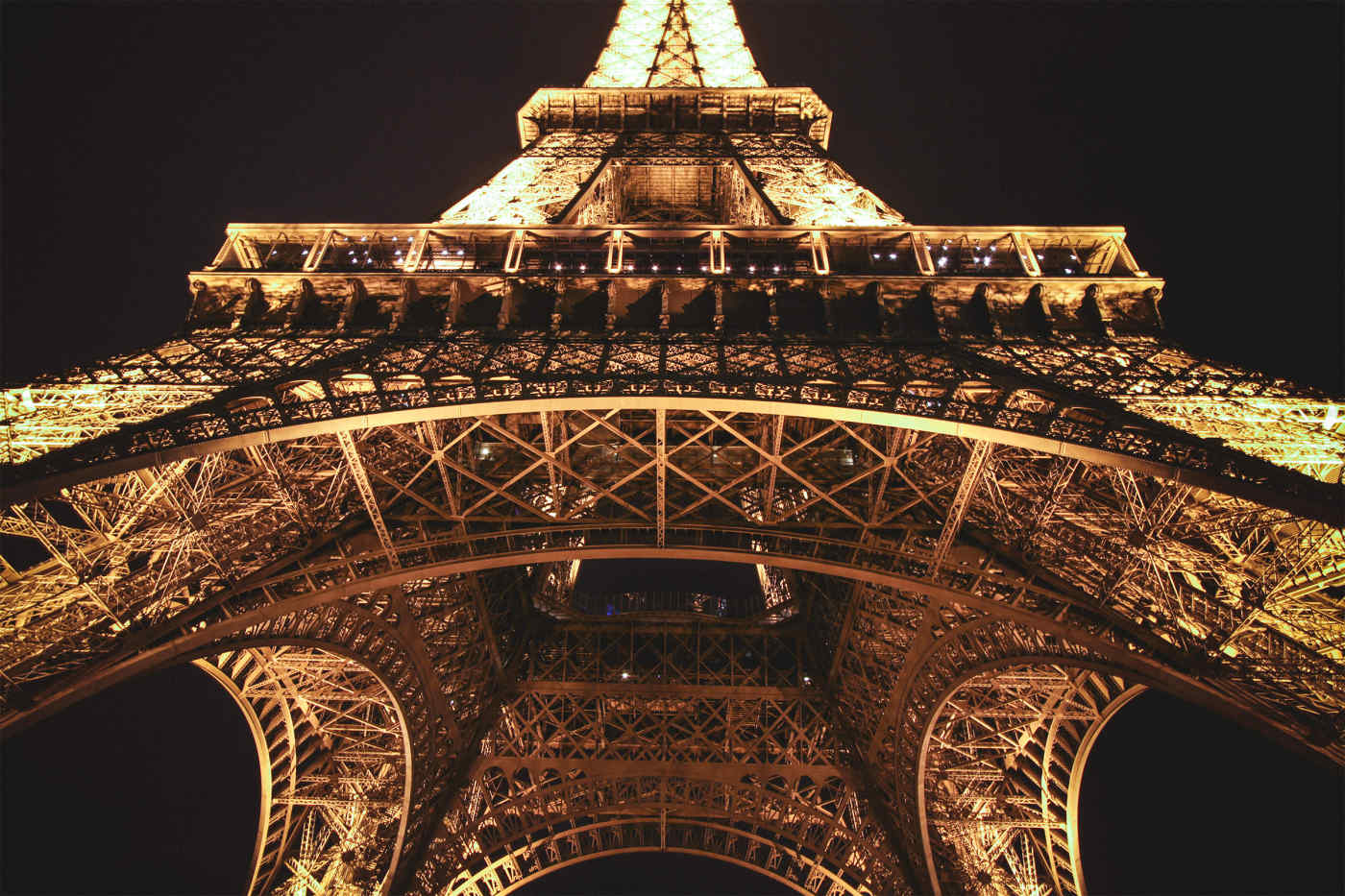 Eiffel Tower • Paris, France