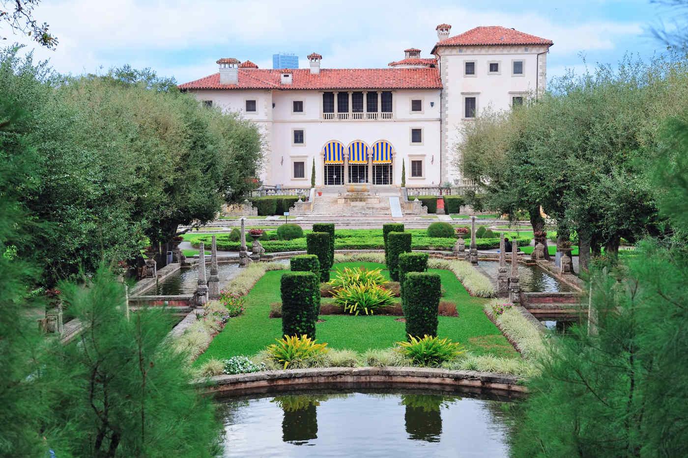 Miami Vizcaya Museum & Gardens