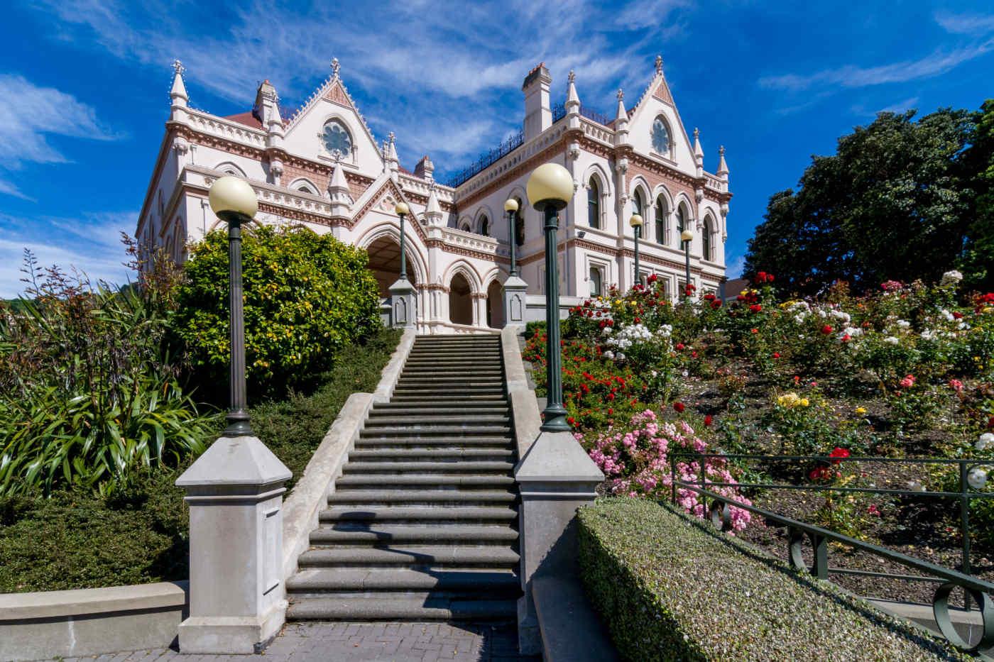 Parliament Building • Wellington, New Zealand