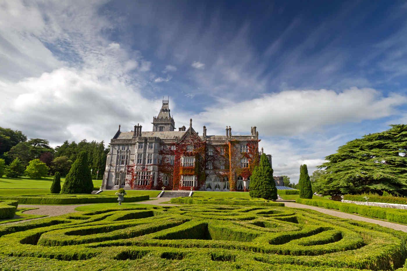 Adare Manor Garden