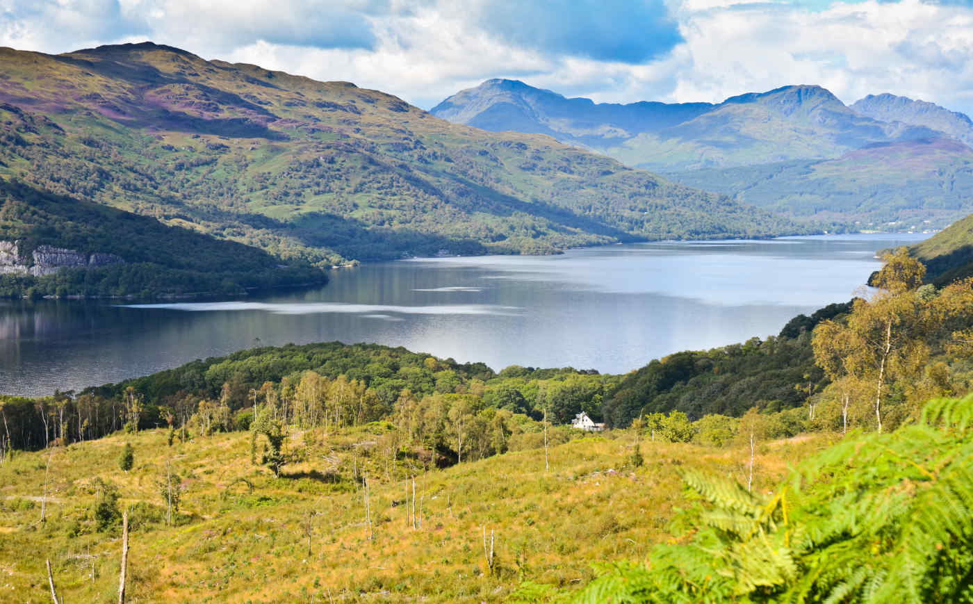 Loch Lomond & The Trossachs National Park, Scotland